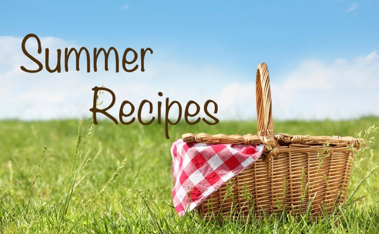 summer recipes picnic basket