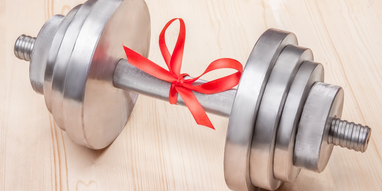 Fitness gifts to give for Christmas