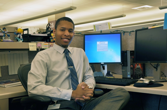 Customer service during open enrollment at blue cross and blue shield of kansas