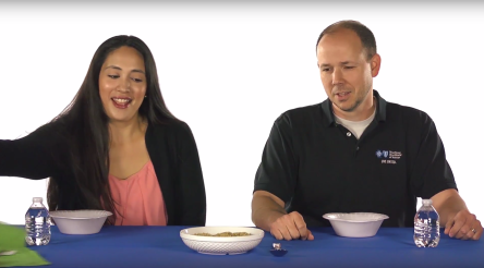 What does quinoa taste like?