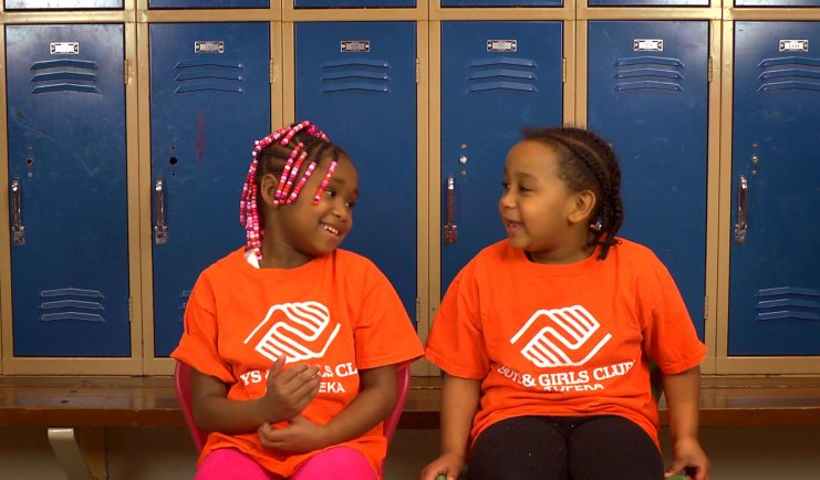 National Humor Month with the Boys and Girls Clubs of Topeka