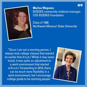 College advice features - Marlou Wegener
