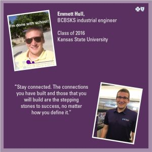 College advice feature - Emmett Hull