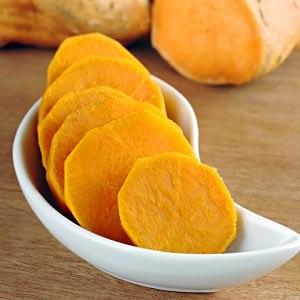 Apple sweet potato bake