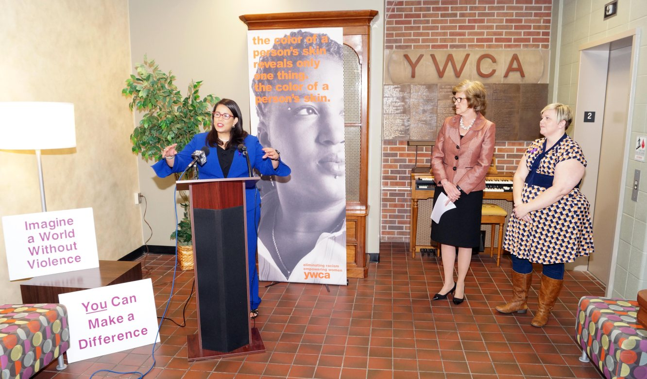Topeka Mayor's Task Force Against Domestic Violence - the Corporate Engagement Committee